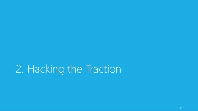 2. Hacking the Traction 63