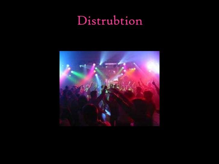 Distrubtion<br />