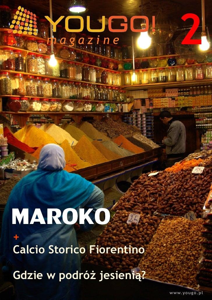 magazine                 2+Calcio Storico FiorentinoGdzie w podróż jesienią?                            www.yougo.pl