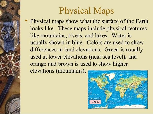 You Got Skills #3: Types of Maps Slide 3