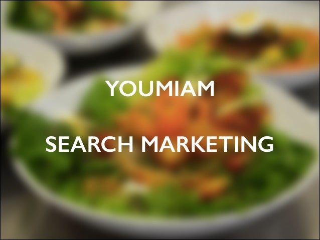 YOUMIAM  SEARCH MARKETING