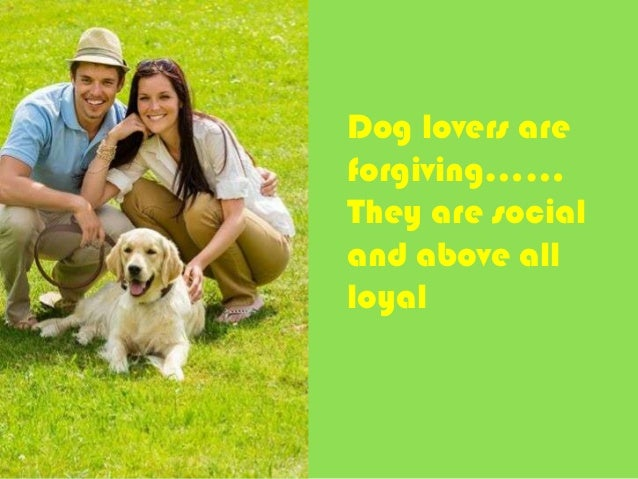 Online dating for dog lovers