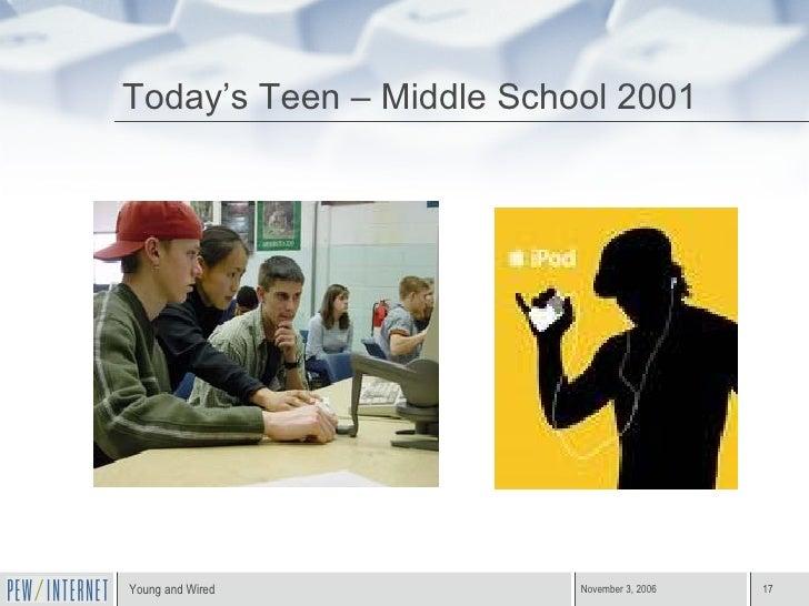 Today's Teen – Middle School 2001