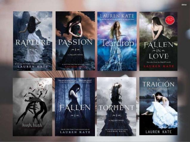 Teen fiction series