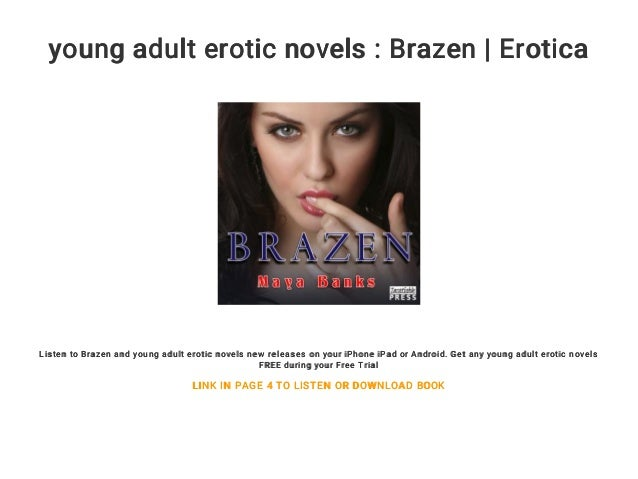 Pity, erotic novels young join. And