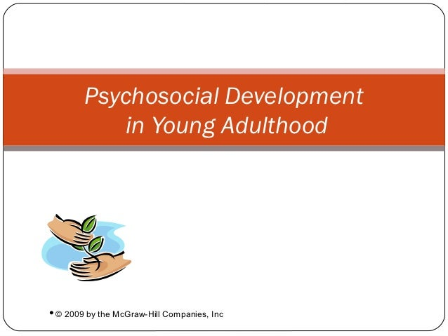 "developments in young adulthood essay That ""emerging adulthood is neither adolescence nor young adulthood, but is  distinct  students are all in the construction business, as it were, as they  gradually."