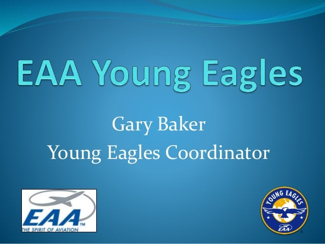 Gary Baker Young Eagles Coordinator