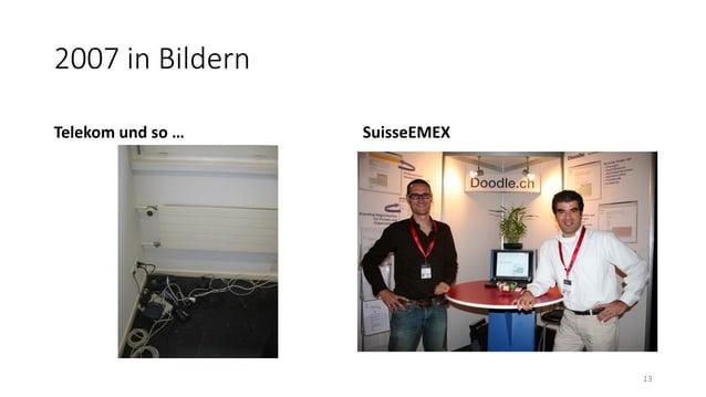 2007 in Bildern Telekom und so … SuisseEMEX 13