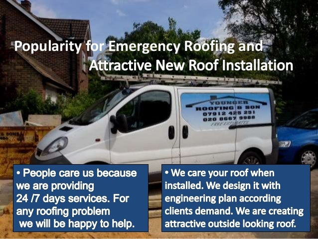 Why people in South Croydon choose us always for Roofing?  Slide 2