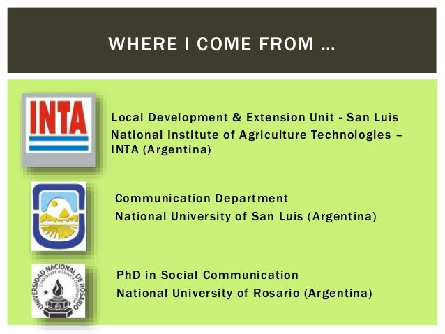Young farmers and information & communication technologies (ICTs) Slide 2