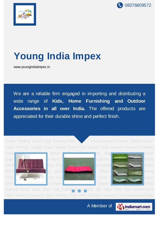 08376809572    Young India Impex    www.youngindiaimpex.inAdjustable Sofa Cum Bed Adjustable Lounger Chair FB-76 Adjustabl...