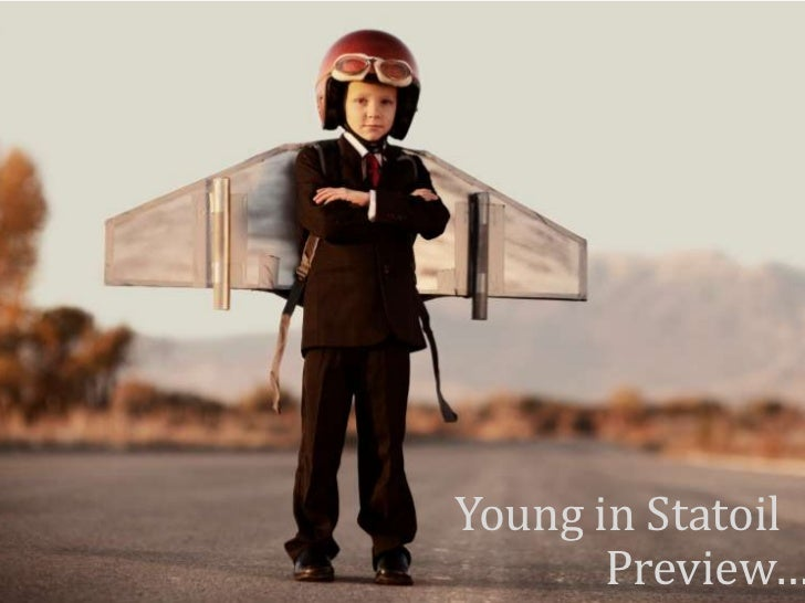 Young in Statoil       Preview…