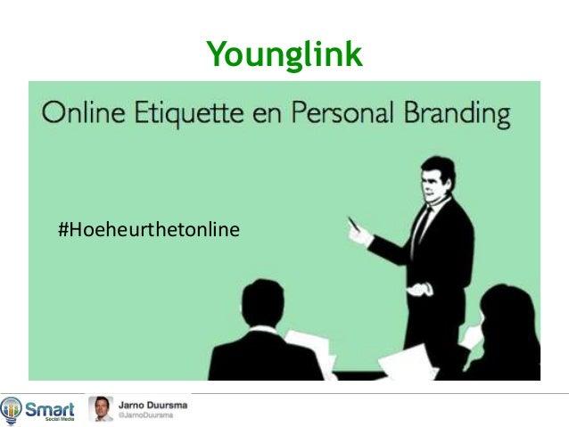 Younglink  #Hoeheurthetonline
