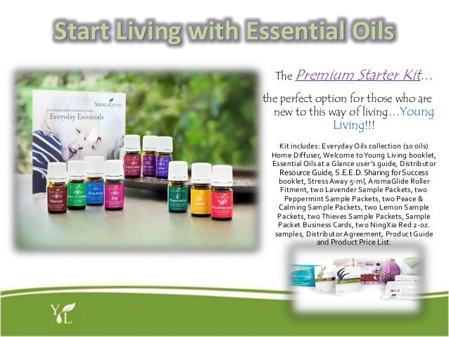 Interested In Young Living Essential Oils