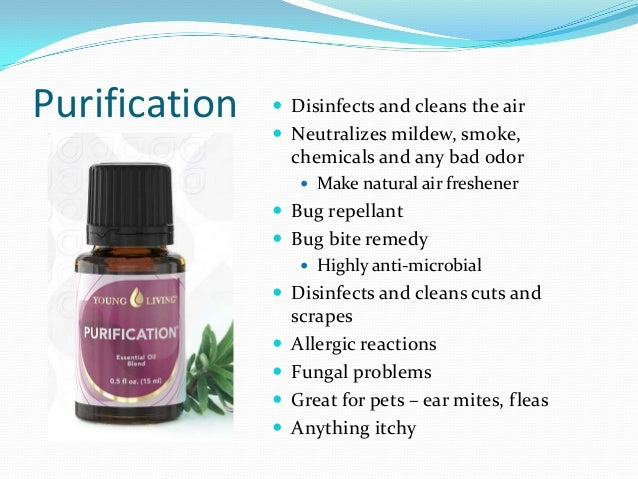 Young Living Everyday Oils Ppt