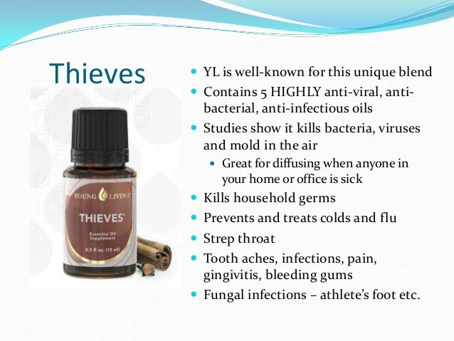 Young Living Everyday Oils Ppt Canada