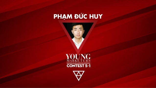 YOUNG MARKETERS 5+1 - FINALE - PHẠM ĐỨC HUY