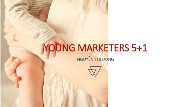 YOUNG MARKETERS 5+1 NGUYỄN THỊ DUNG