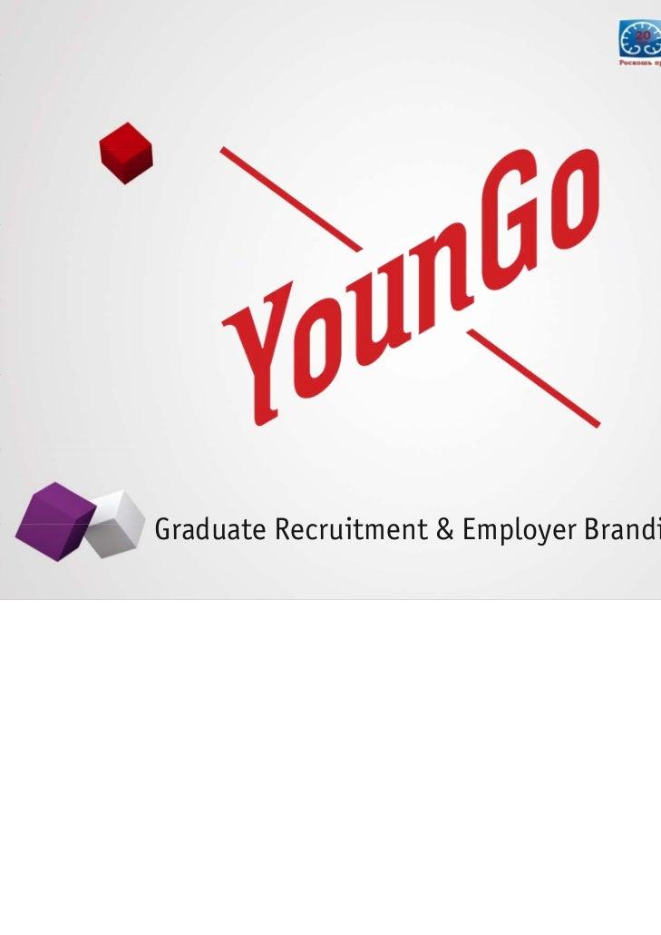 Graduate Recruitment & Employer Branding