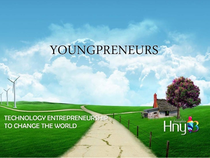 YOUNGPRENEURS