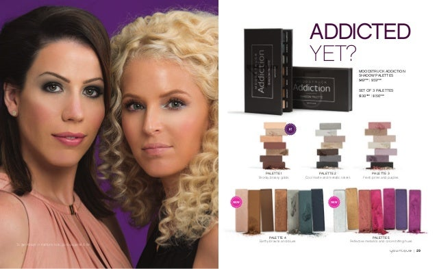 2016 Younique Catalog Youniquebyellen Com