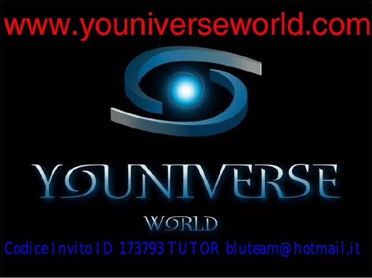 Codice Invito ID 173793 TUTOR bluteam@hotmail.it