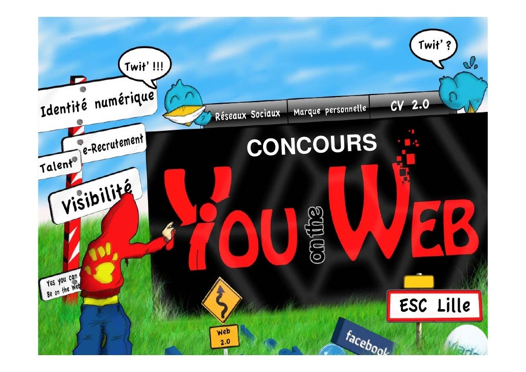 YouontheWeb Concours Slide 2