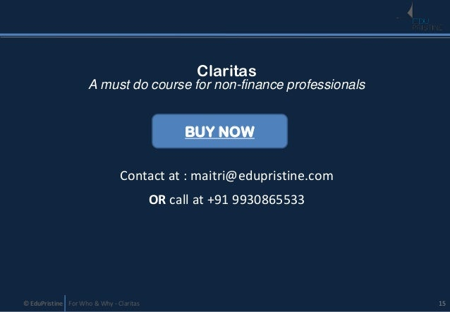 claritas cfa exam The cfa institute investment foundations program covers the essentials of finance, ethics, and investment roles, providing a clear understanding of the global investment industry this self-study program is designed for all professional disciplines outside of investment roles, including it, operations, accounting, administration, and marketing.
