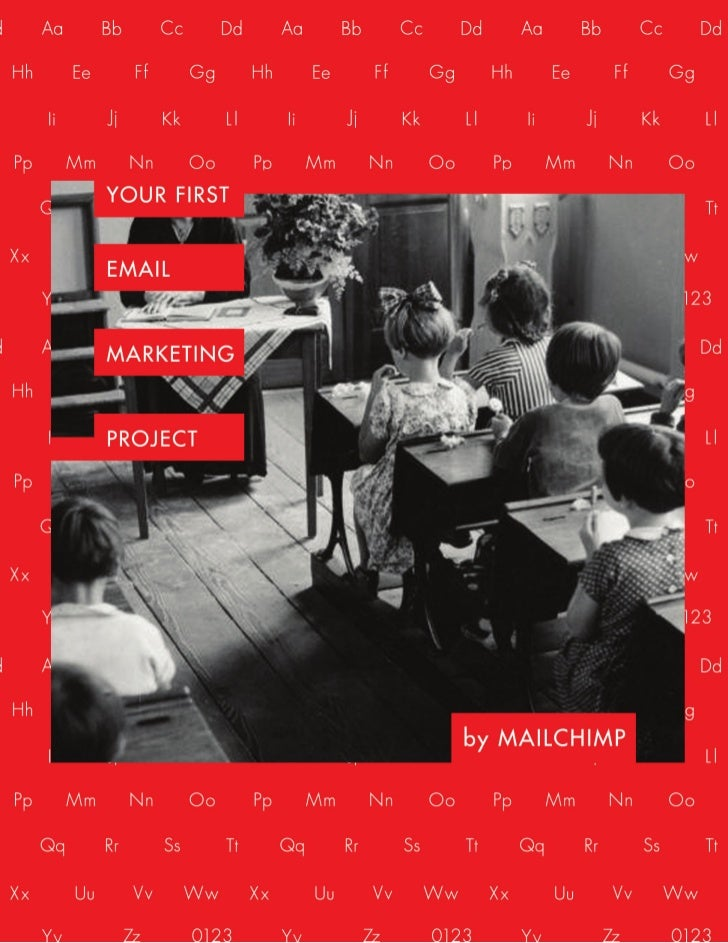 Your FirstEmailMarketingProject             1