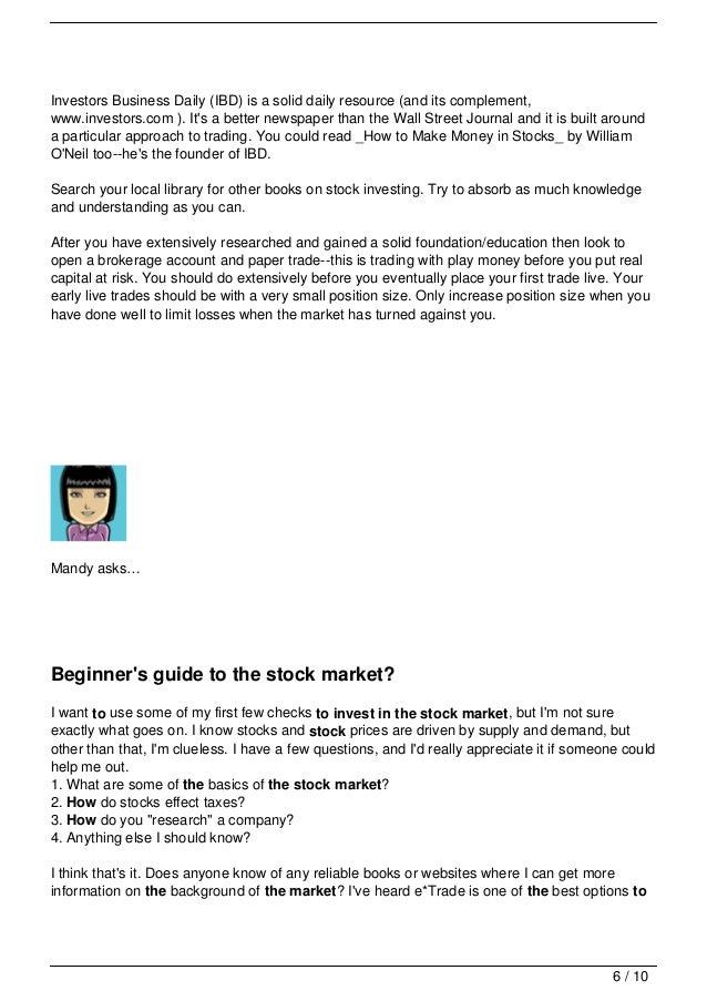 Indices trading system dubai