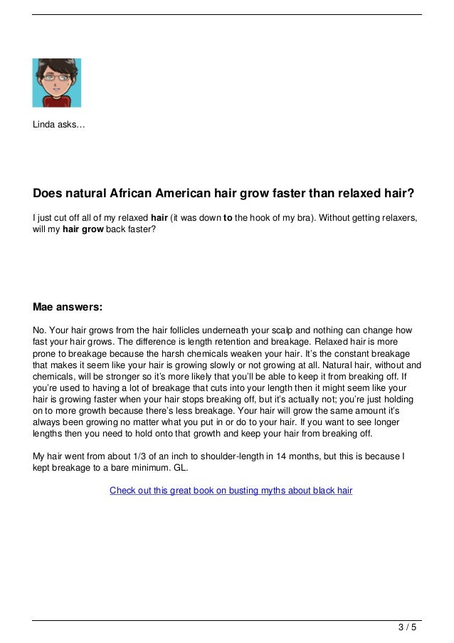 how to make hair grow back