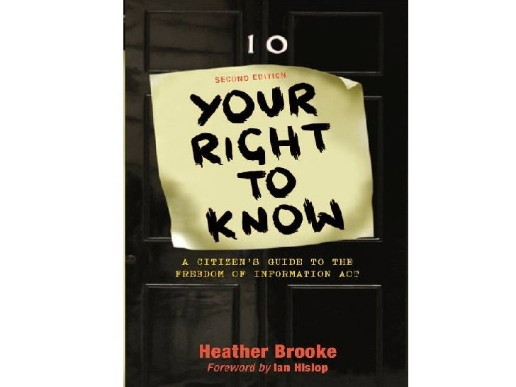 your right to know - 728×546