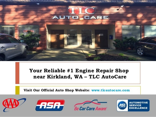 Tlc autocare as your reliable engine repair shop near for Motor machine shop near me