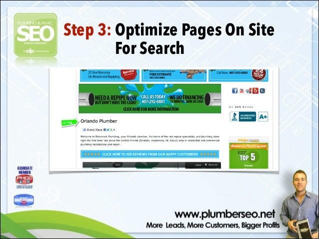 Your 2014 Online Marketing Plan For Plumbing Amp Hvac Companies