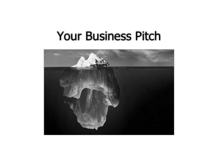 Your Business Pitch