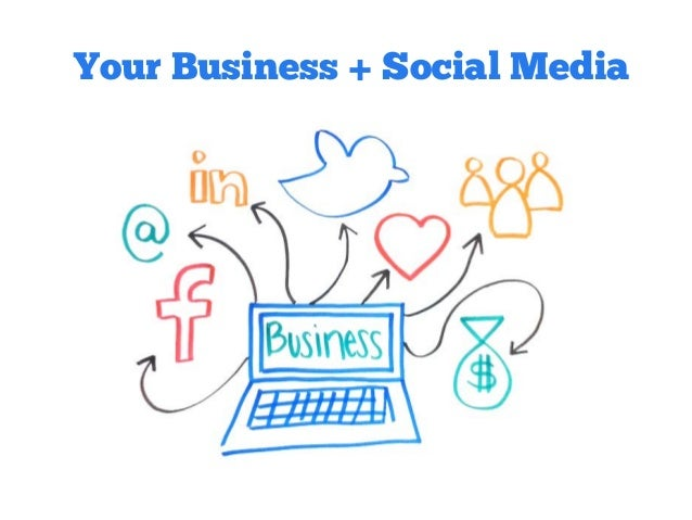 Your Business + Social Media