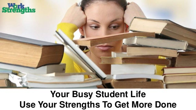 Managing a Busy Schedule for College Students