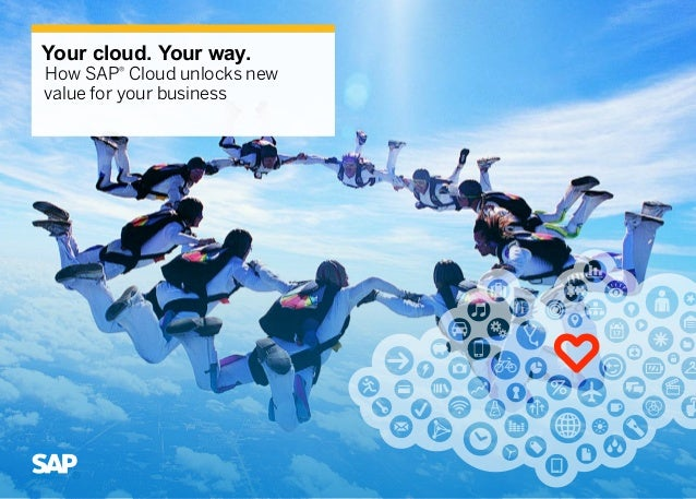 Your cloud. Your way. How SAP® Cloud unlocks new value for your business