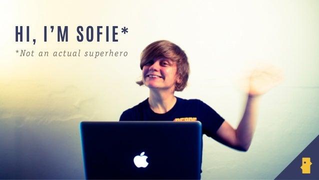 Your company superheroes Slide 2
