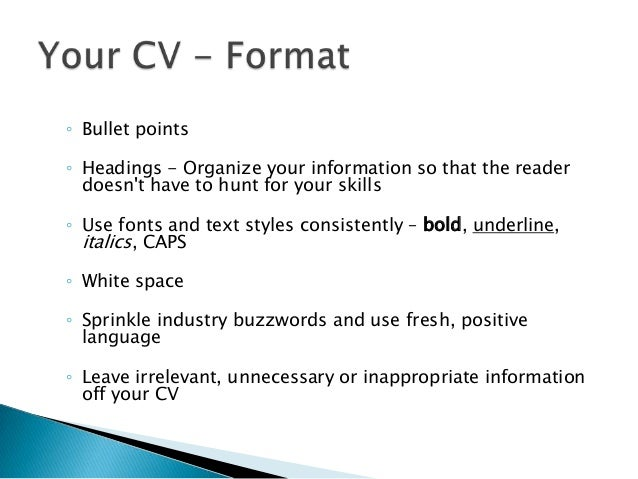 Buzzwords Your Resume Doesnt Need  CertMag