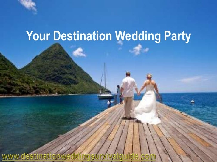 Your Destination Wedding Party