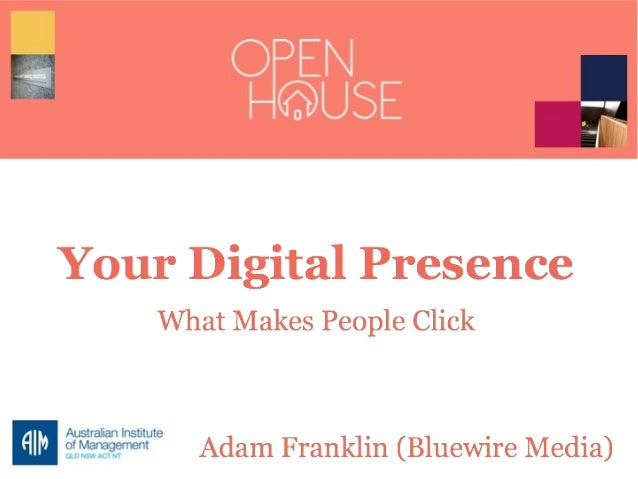 Blogging  @Franklin_Adam