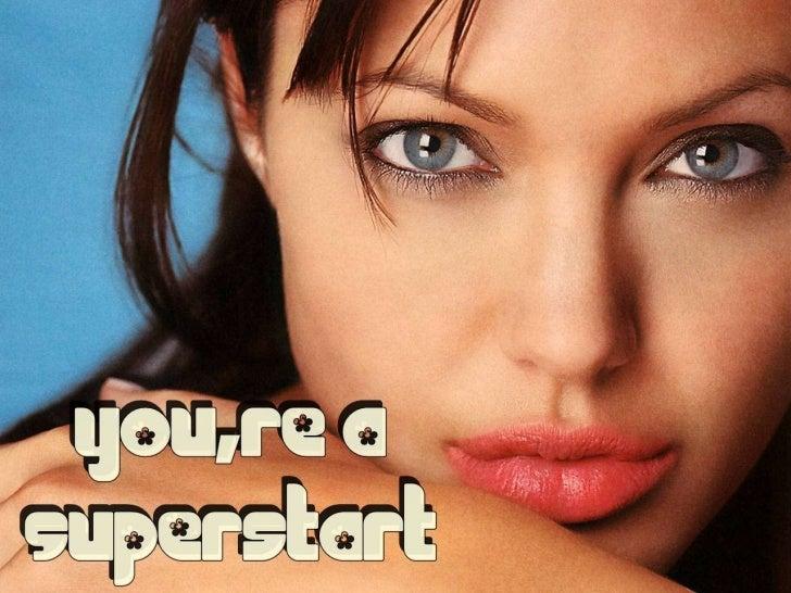You,re a Superstart