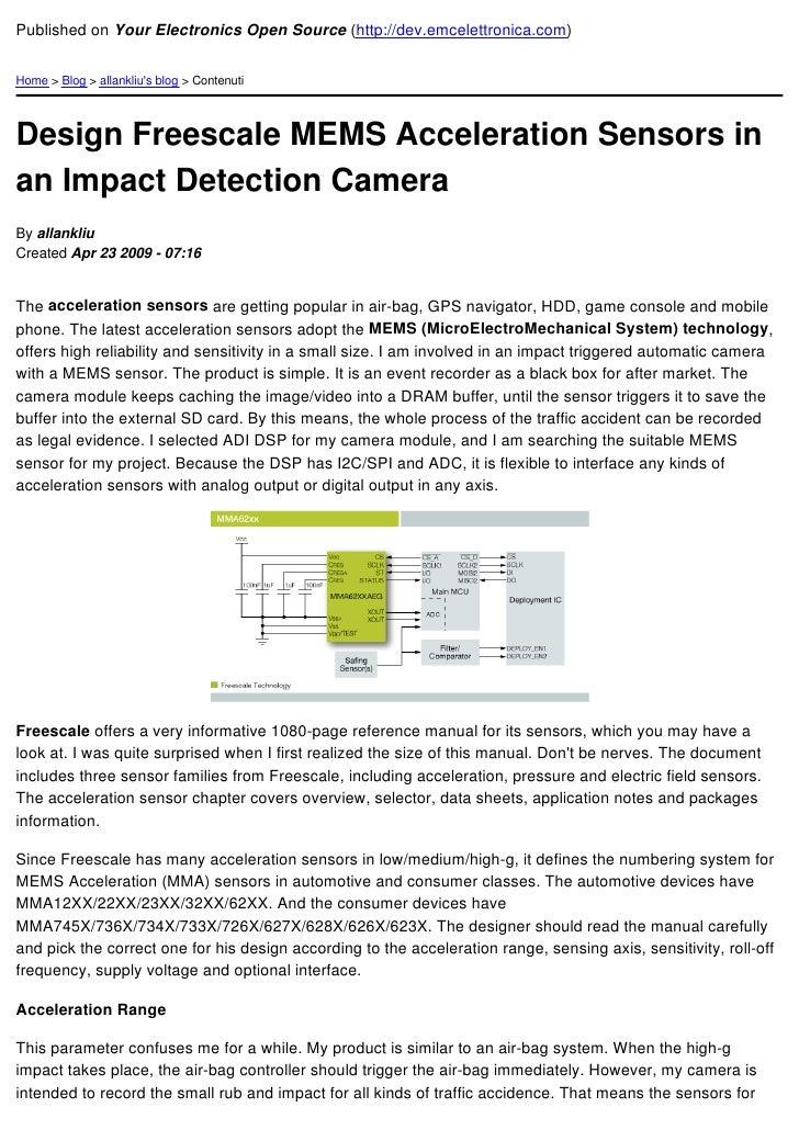 Published on Your Electronics Open Source (http://dev.emcelettronica.com)   Home > Blog > allankliu's blog > Contenuti    ...