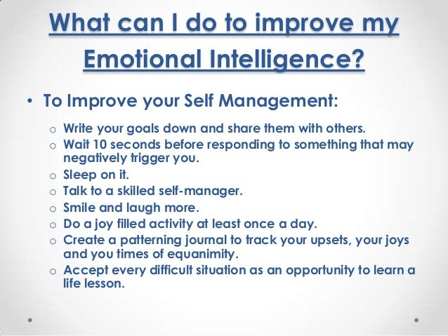 How to Develop Emotional Intelligence (with Pictures ...