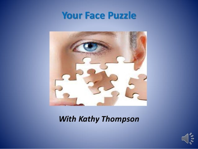 Your Face Puzzle With Kathy Thompson