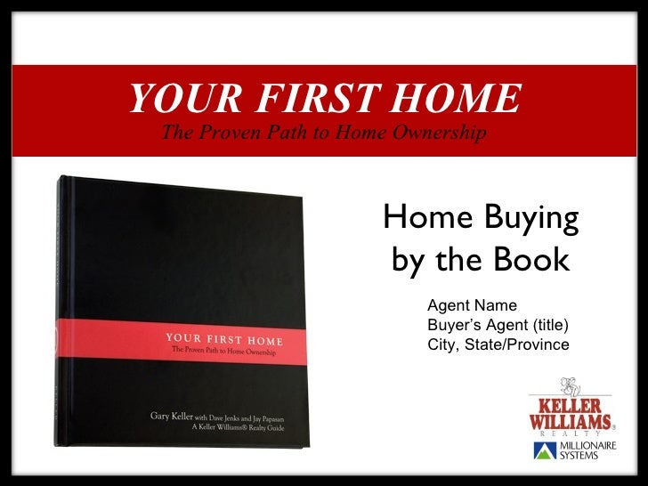 Agent Name Buyer's Agent (title) City, State/Province