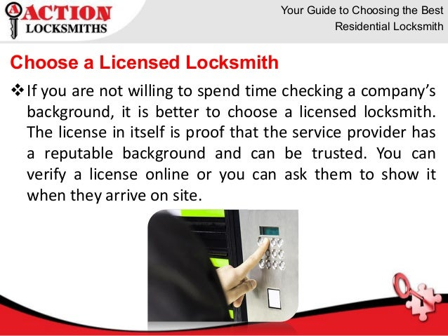 how to get a locksmith license in ontario