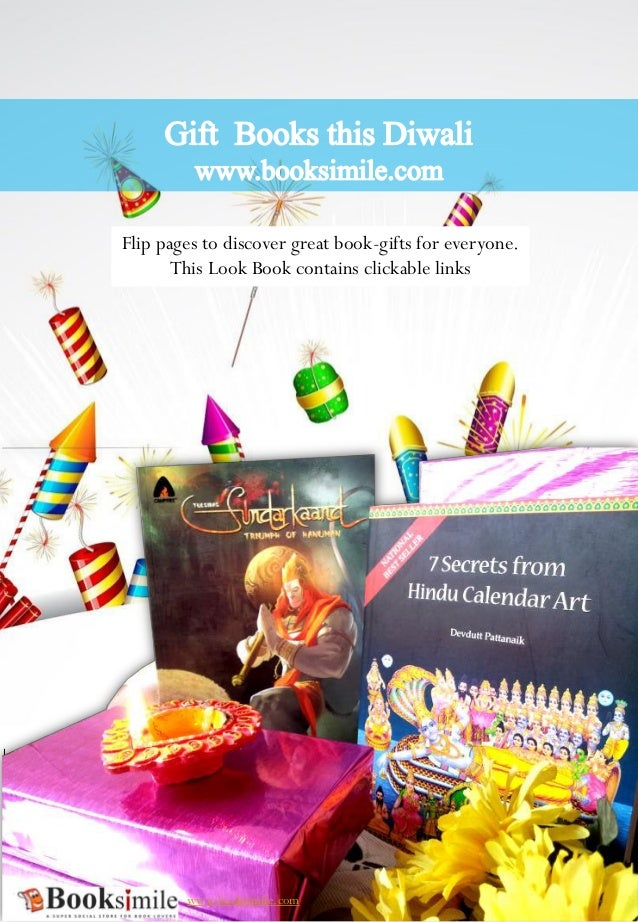 Flip pages to discover great book-gifts for everyone. This Look Book contains clickable links  www.booksimile.com