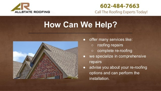 Nice ... Peoria Allstate Roofing; 2.